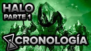Cronología - Halo [Parte 1]