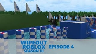 Wipeout Roblox Season III - Episode 4: Returning The Topple Tower