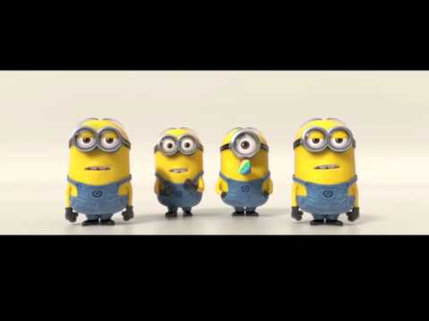 Minions Singing ROAR by Katy Perry