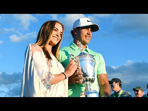 Brooks Koepka wins first major championship at the US Open