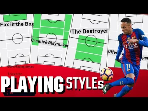 All Playing Style Explained in Details | PES 2019 Mobile