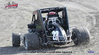 Petaluma Speedway 600 Micro Sprint Feature