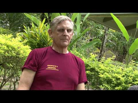 Dr Brian Brunton on Mining in Papua New Guinea