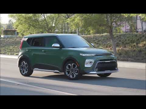2020 Kia Soul   interior Exterior and Drive #AutoShow #StyleOfCar #07 #NewCar HD+12022019