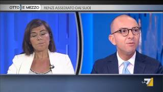 Otto e mezzo - Renzi assediato dai suoi (Puntata 22/06/2016) thumbnail