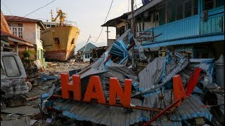 TSUNAMI HITS INDONESIAN AND 17 IS REAL?????????????????