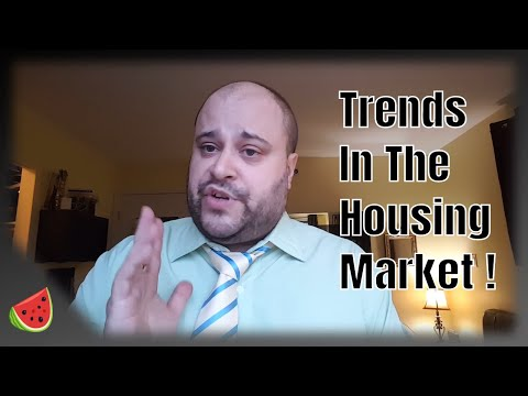 TRENDS IN THE HOUSING MARKET - NOVEMBER 14 2016