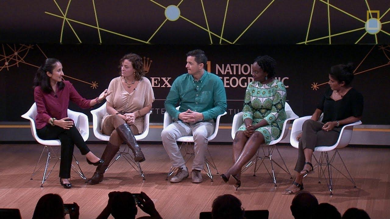 Explorers Festival 2018: Living With Wildlife
