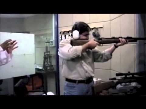 Epic Fail Compilation - Shooting BIG Guns (this is so funny)