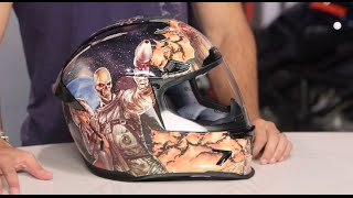 ICON Airframe Pro Pleasuredome 2 Helmet Review at RevZilla.com