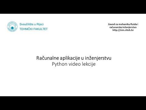 Python 8 - Python Liste