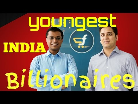 Top 10 Youngest Billionaires in India