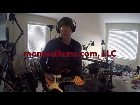 Guitar Intonation - eNut Tuning System