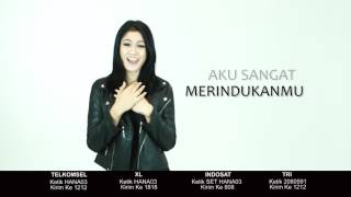 HANA SARASWATI - ADA AKU DISINI (Official Video Lirik)