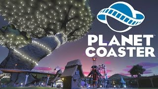 The Great Tree - Princess Amelie's Fairy Tale #2 - Planet Coaster Gameplay PC