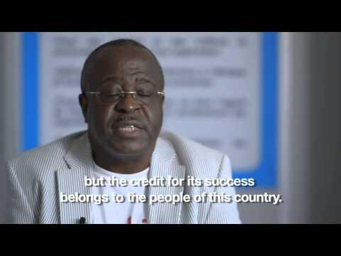 One Shot - Measles Rubella Campaign Cape Verde 2013 (2m)