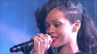 Rihanna Diamonds Live X Factor UK