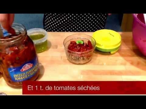 recette-tupperware-facile-de-quinoa-à-la-salsa-feta
