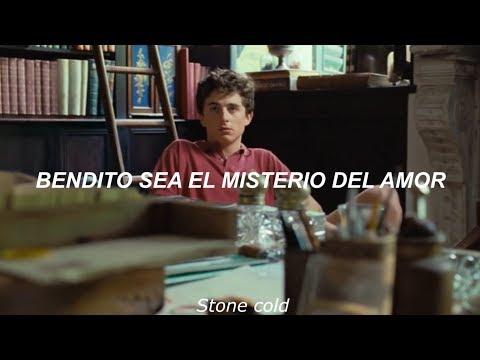 Elio & Oliver; Mystery of love -  Sufjan Stevens (Español)| Call me by your name|