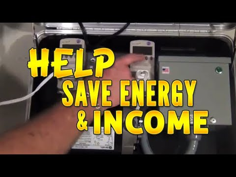 Electrical Energy Saver that shows How to Save Electricity with a Power Saver