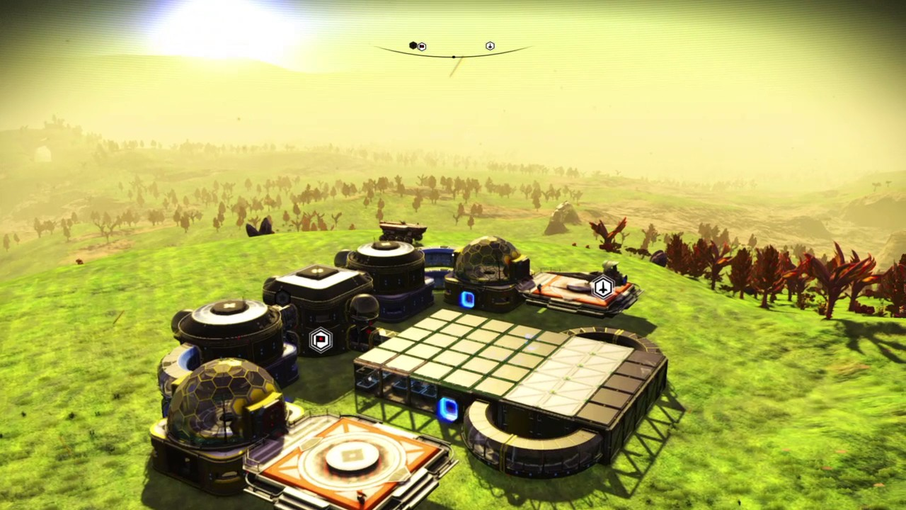 no mans sky how to find habitable base