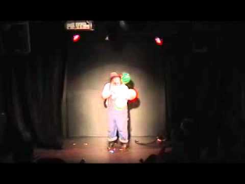 Faeble Kievman, Clown balloon clown act
