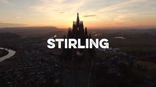 City Snapshot:  Stirling in Summer
