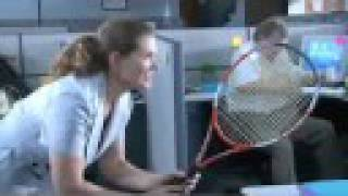 Funny Smash Court Tennis 3 Commercial - XBOX 360 & PSP