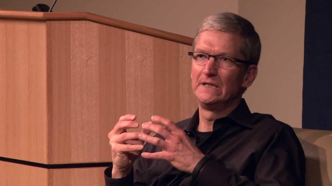 Правила успеха от главы Apple Тима Кука