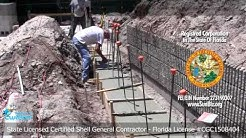 Concrete Pouring Boca Raton | Shell General Contractor Fort Lauderdale