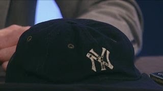 Bid on Babe Ruth's baseball cap worth $300K