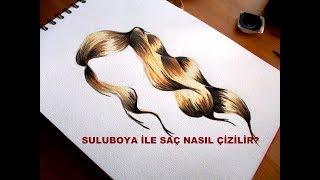 Sulu Boya Ile çizimler