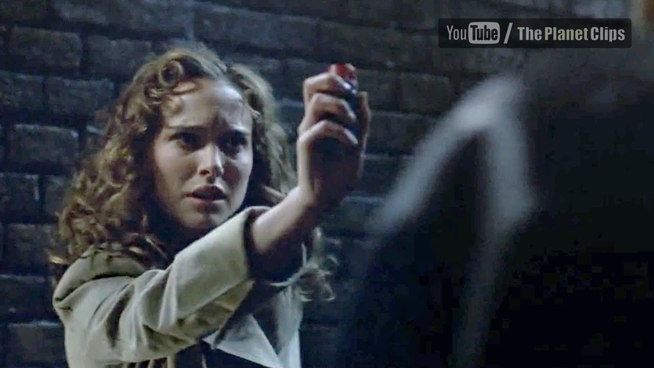 """Download Hugo Weaving rescues Natalie Portman from """"Fingermen"""" secret police   V for Vendetta"""