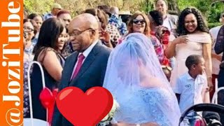 JACOB ZUMA MARRIES 7TH WIFE AT 76 YEARS OLD: 24 YEAR OLD NONKANYISO CHONCO?