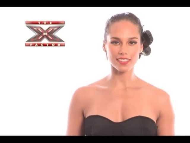 Alicia Keys - X Factor BG