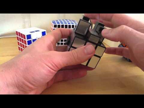 Mirror Cube Easy Tutorial Step By Step Beginners Method! Mirror Rubik Cube Solve