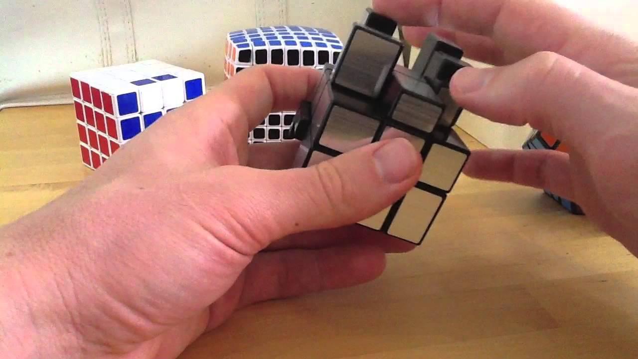 Mirror Cube Easy Tutorial Step By Step Beginners Method! Mirror Rubik Cube  Solve  Youtube