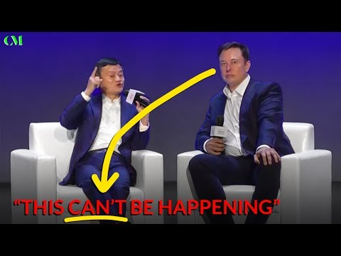 When Elon Musk Realized China's Richest Man Is A Dope (Jack Ma)