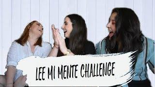 ¡LEE MI MENTE CHALLENGE! | Jas Yas