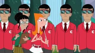 Финес и Ферб -  Она - мэр | Лучший мультфильм Disney (2 Сезон 29/1 серия)