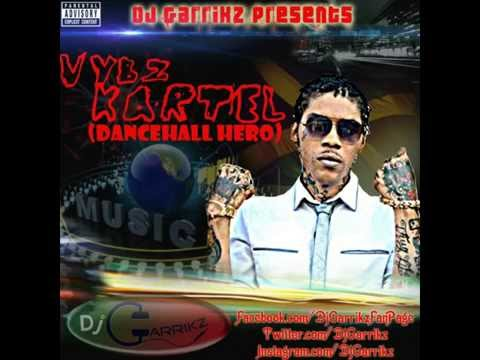 Vybz Kartel - Dancehall Hero || 2015 Mixtape - Ultimate Exclusiive - #FreeWorlBoss