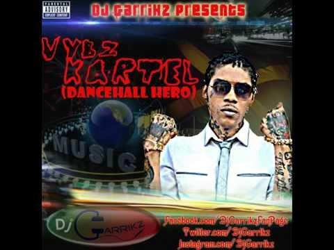 Vybz Kartel - Dancehall Hero    2015 Mixtape - Ultimate Exclusiive - #FreeWorlBoss
