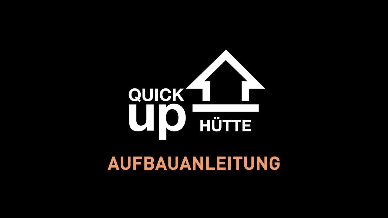 Quick UP Hutte