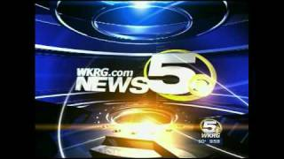 WKRG News 5 - 10pm Open - 11/23/09