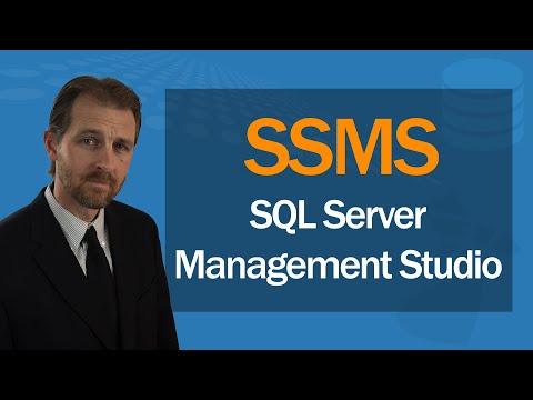 SQL Server Management