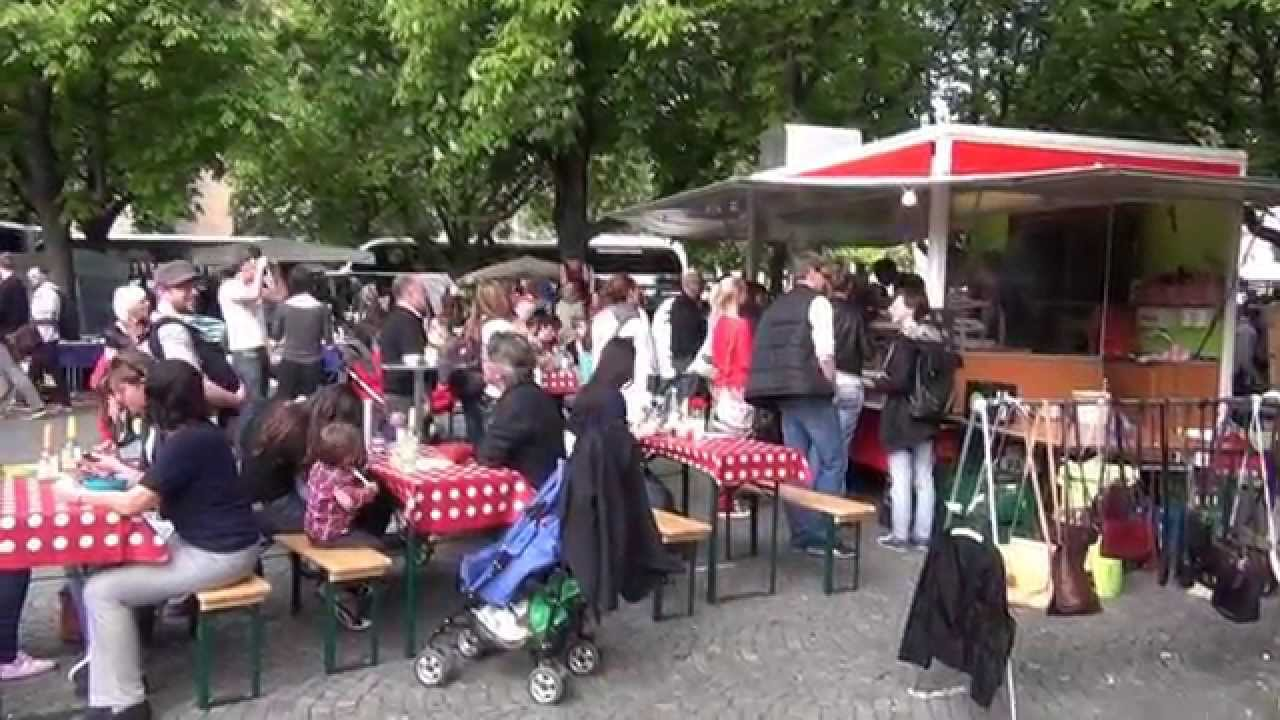 Flohmarkt Karlsplatz