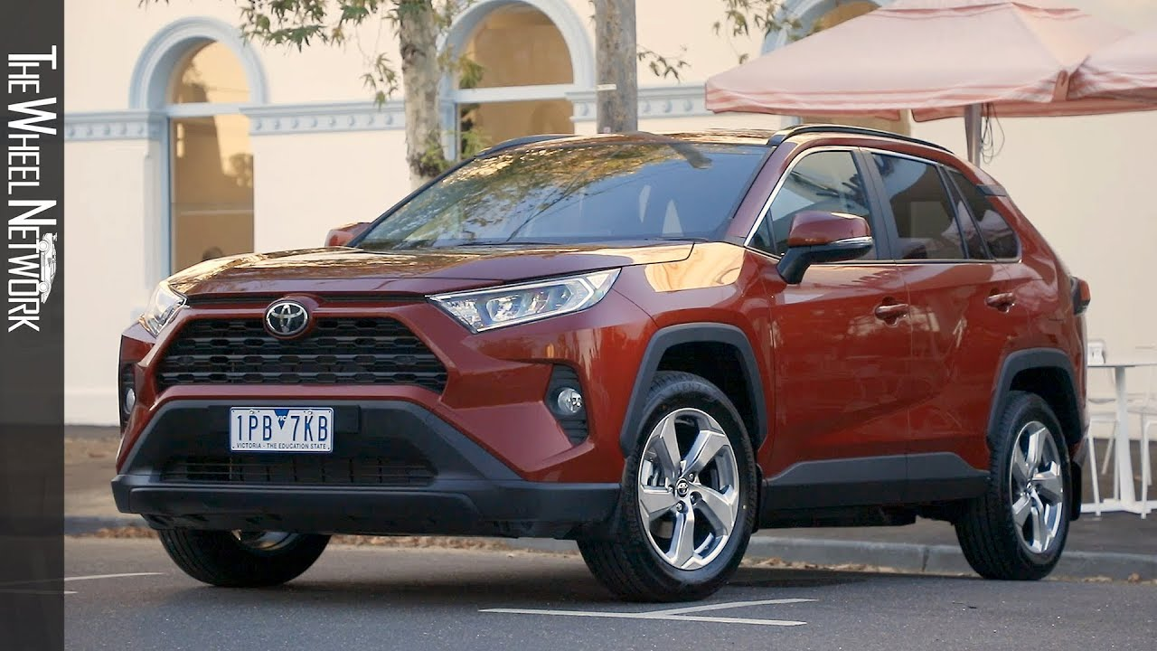 2019 Toyota Rav4 Gxl Driving Interior Exterior Australia Youtube
