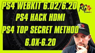 PS4 Hacks 6.02,6.20 a detalle. MediaPlayer Switch con audio.