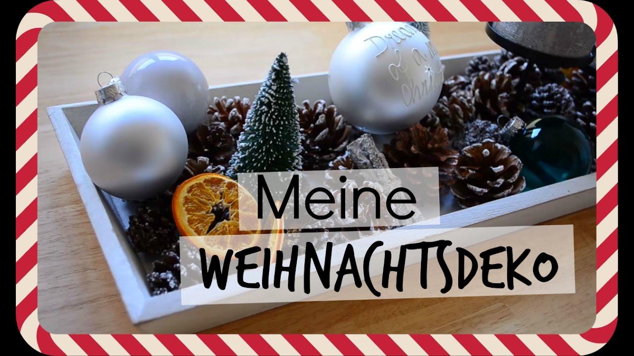 Meine Weihnachtsdeko Diy Odds And Ends Adventskalender Youtube