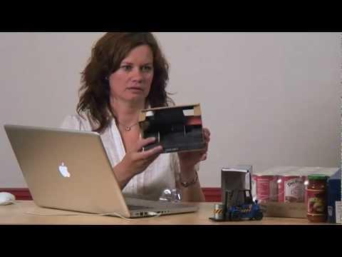 Youtube preview av filmen Rapportering til Grønt Punkt Norge - Vareimportør